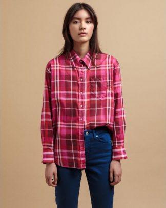 Gant Ex-Boyfriend Shirt Rich Pink