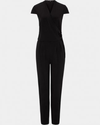Comma, Jumpsuit Black