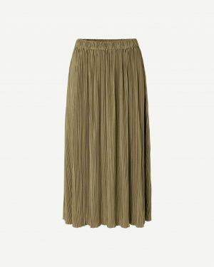Samsoe & Samsoe Uma Skirt Air Khaki