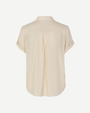 Samsoe&Samsoe Majan Shirt Warm White