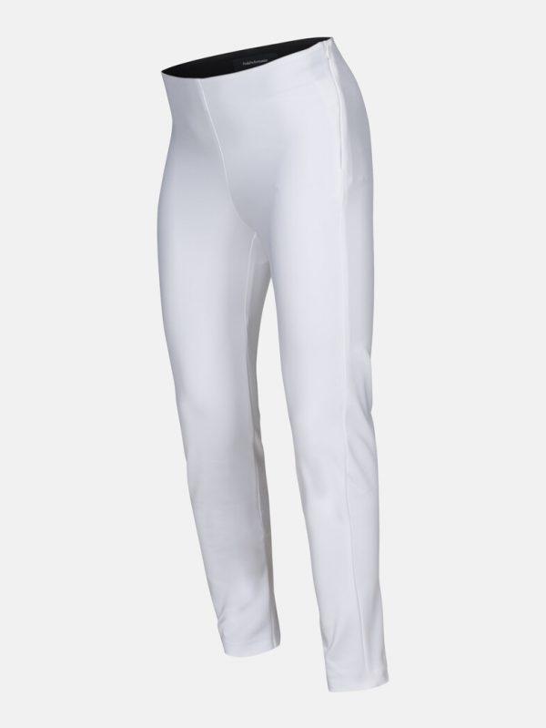 Peak Performance Hilltop Cropped Pant White