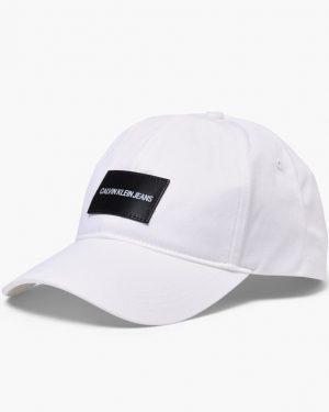 Calvin Klein Twill Cap Classic White