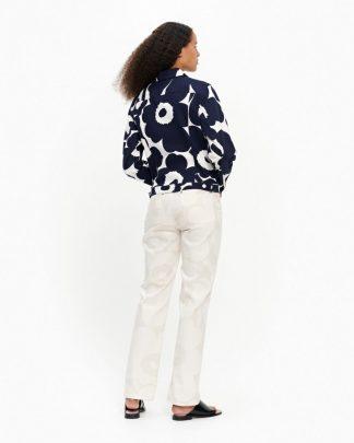 Marimekko Unikko Jacket Blue