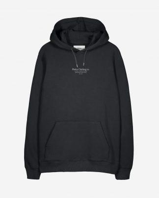 Makia x Von Wright Caught Sweatshirt Black