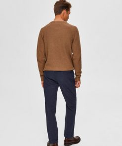 Selected Arval Pants Navy blazer
