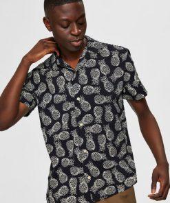 Selected Mildas Shirt Black