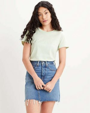 Levi's The Perfect Tee Outline Mint