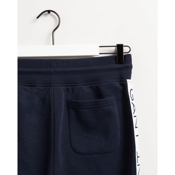 Gant 13 Stripes Sweat Pants Evening Blue