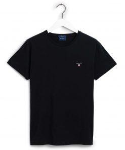Gant The Orginal T-Shirt Musta