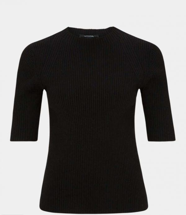 Comma pullover Black