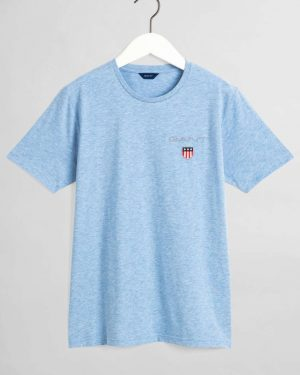 Gant Teens Shield T-shirt Blue