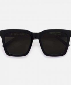 Retrosuperfuture Aalto Black Sunglasses