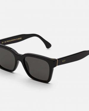 Retrosuperfuture America Classic Sunglasses Black