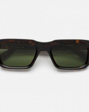 Retrosuperfuture Augusto Havana Sunglasses