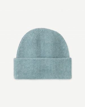 Samsoe&Samsoe Nor Hat Oil blue melange