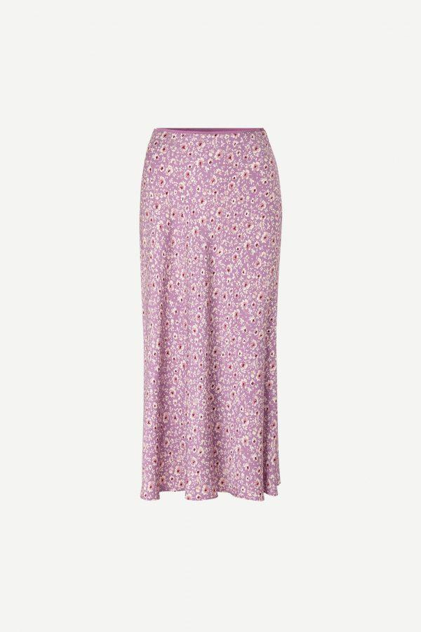 Samsoe & Samsoe Alsop Skirt Wisteria Purple