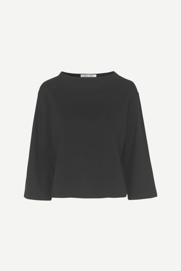 Samsoe&Samsoe Susie T-shirt Black