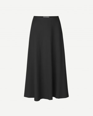 Samsoe&Samsoe Susie Skirt Black