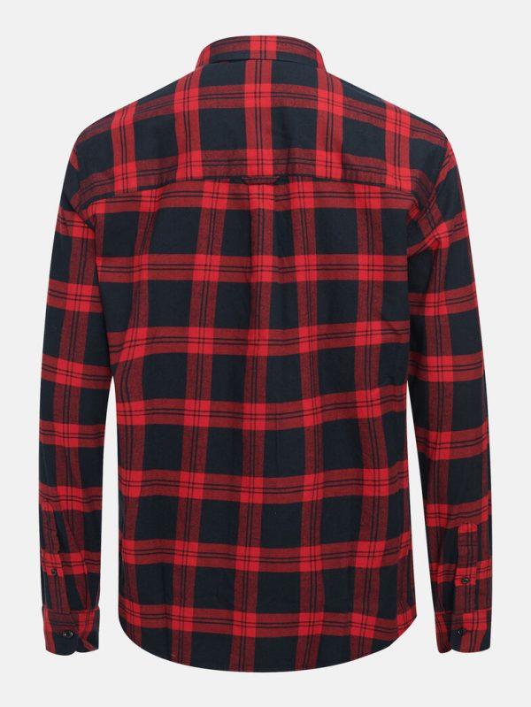 Peak Performance Steve Flanell Shirt Red Check
