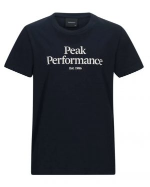 Peak Performance JR Original T-shirt Black
