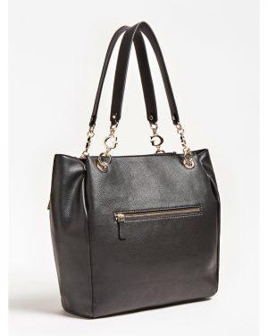 Guess G Chain Tote Bag Black