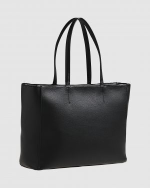 Calvin Klein Medium Shopper Black