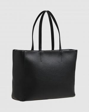 Calvin Klein Medium Shopper Black