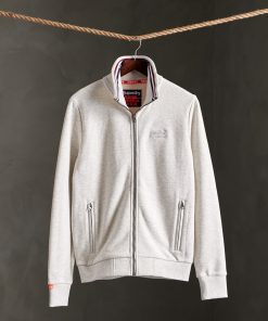 Superdry Classic Track Top Grey