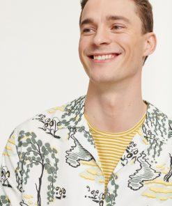 Samsoe&Samsoe Oscar Shirt Forest bright