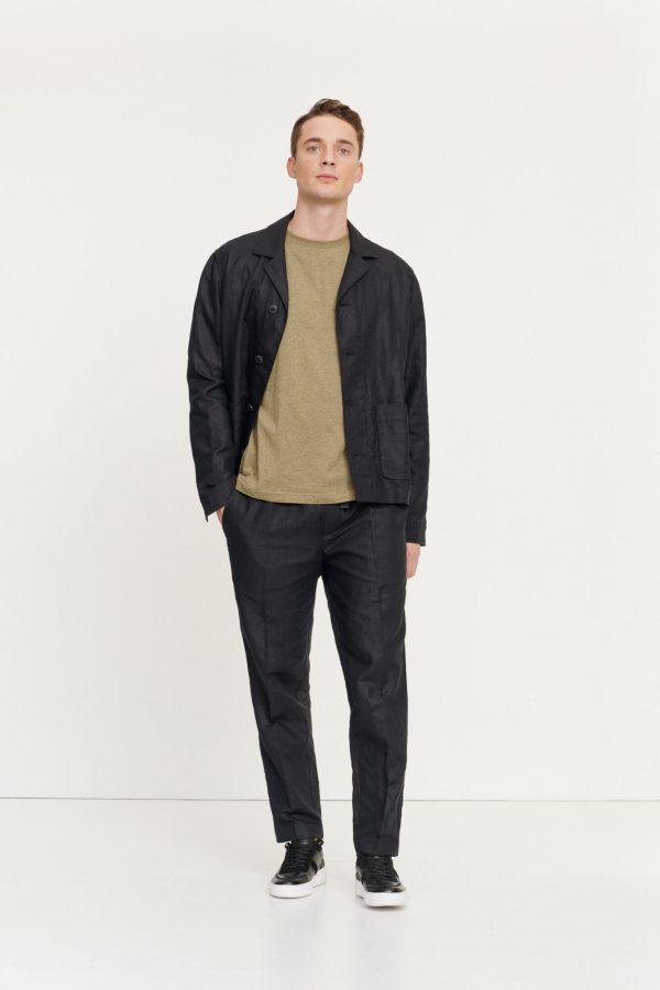 Samsoe&Samsoe New X Worker Jacket Black
