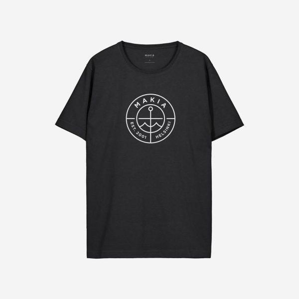 Makia Re-Scope T-shirt Black