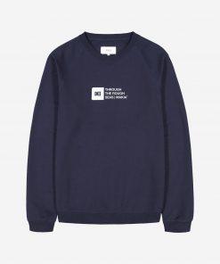 Makia Flint Light Sweatshirt Dark Blue