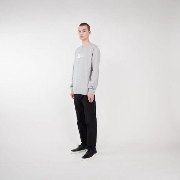 Makia Flint Light Sweatshirt Grey