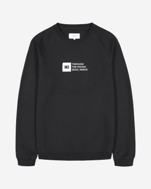 Makia Flint Light Sweatshirt Black