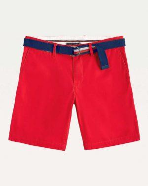 Tommy Hilfiger Brooklyn Shorts Red