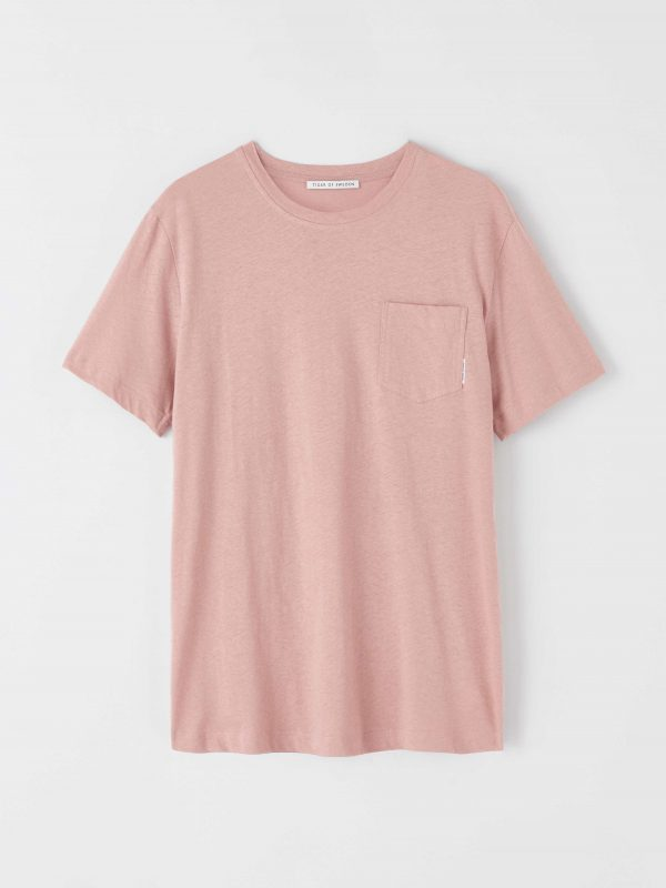 Tiger of Sweden Didelot T-shirt Woodrose