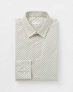 Tiger of Sweden Farrell4 Shirt Off-white