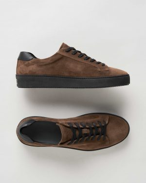 Tiger of Sweden Salas Sneakers Brown
