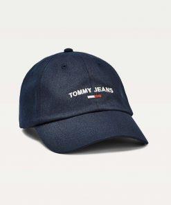 Tommy Jeans Sport Cap Black