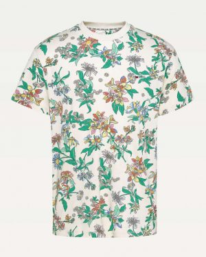 Tommy Jeans Botanical Print T-shirt