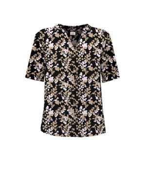 STI Sienna Jersey Shirt Black