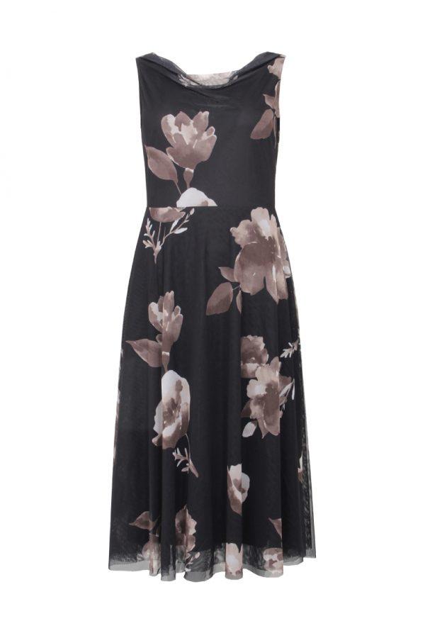 STI Jaena Dress Black
