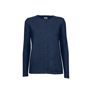 STI Riven Cardigan Ink blue