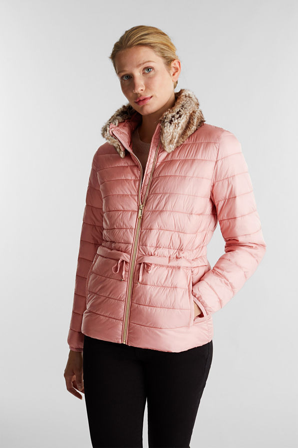 Esprit Thinsulate Jacket Old Pink
