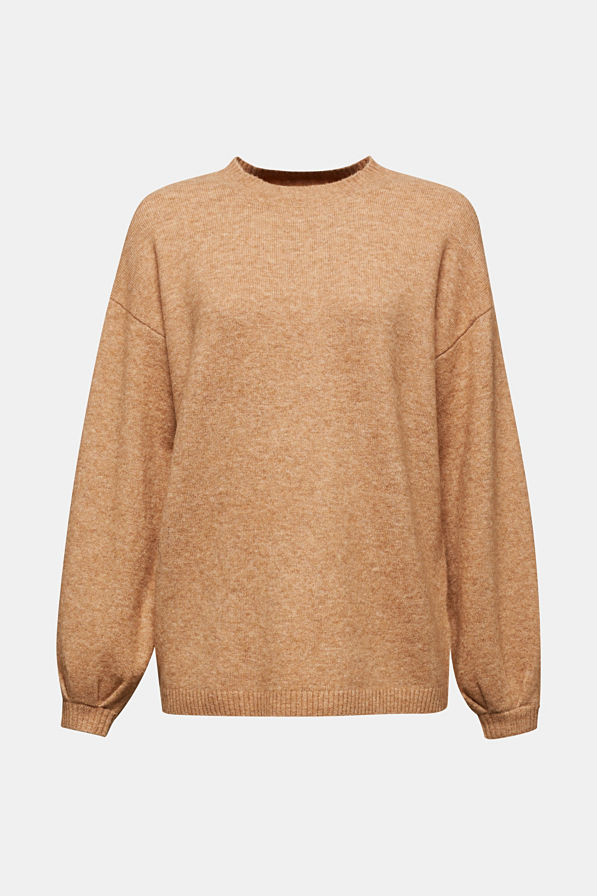 Esprit Sweater Camel