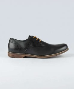 Sneaky Steve Fall Shoes Black