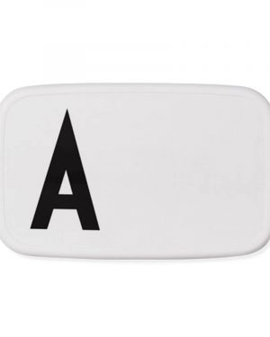 Design Letters Lunch Box A