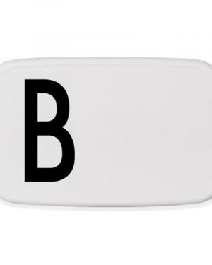 Design Letters Lunch Box B