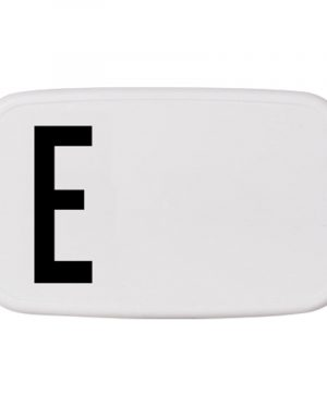 Design Letters Lunch Box E