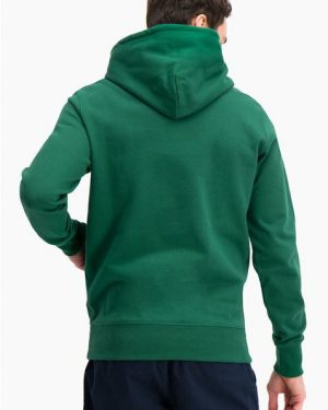 Champion Hooded Sweatshirt Forest Green